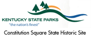 Constitution Square State Historic Site - Kentucky State Parks - the nation's finest