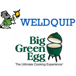 Weldquip - Big Green Egg - the Ultimate Cooking Experience